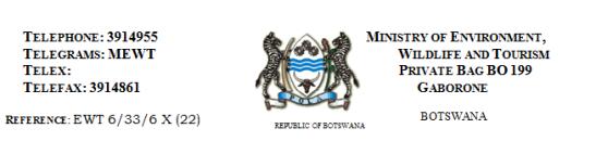 Capture Botswana