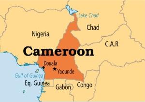 cameroonmap