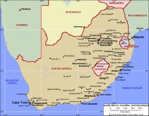 Lesothomap