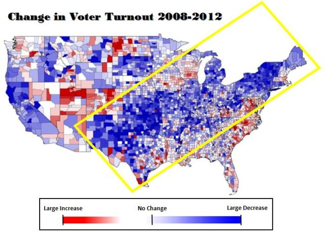 Turnout Graphic