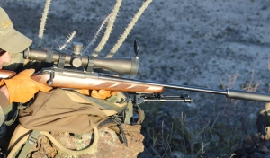 Suppressors provide additional hearing protection for hunters in the field.