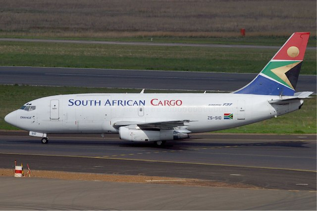 South African Cargo Embargo